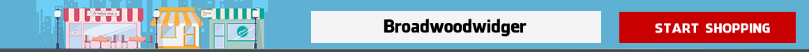 online grocery shopping Broadwoodwidger