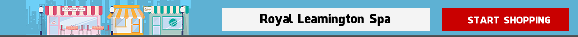online grocery shopping Royal Leamington Spa
