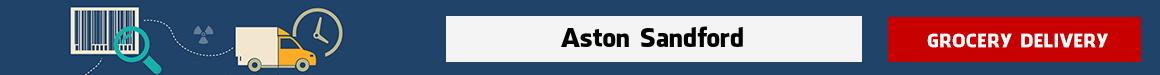 order groceries online Aston Sandford