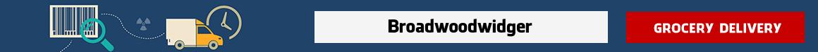 order groceries online Broadwoodwidger