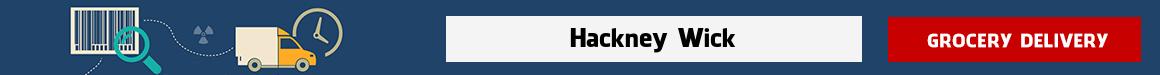 order groceries online Hackney Wick