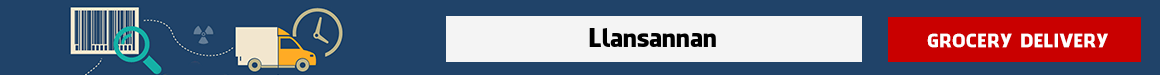 order groceries online Llansannan