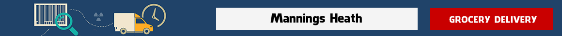 order groceries online Mannings Heath