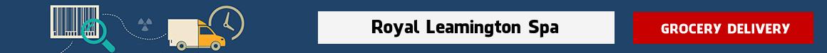order groceries online Royal Leamington Spa