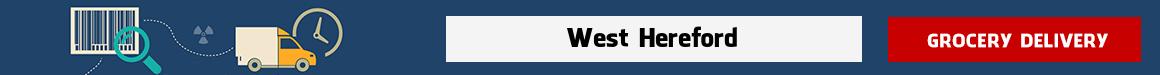order groceries online West Hereford